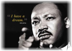 Надад мөрөөдөл бий /Мартин Льютер Кинг/